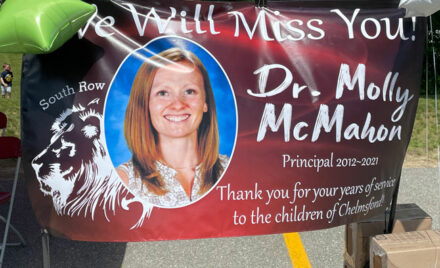 Dr. Molly McMahon-South Row Elementary School